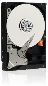 WD AV-GP 40EURX 4TB HDD 3.5'' pro AV, SATA/600, IntelliPower, 64MB cache
