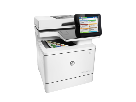 HP Color LaserJet Ent M577dn MFP