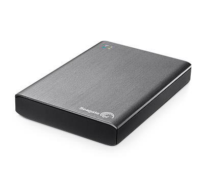 Seagate Wireless Plus - externí bezdrátový HDD 500GB, WiFi/USB3.0