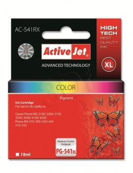 Ink ActiveJet AC-541RX | Kolorowy | 18 ml | Canon CL-541XL