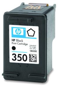 Tisková náplň HP 350 black | 4.5ml