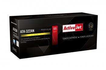 Toner ActiveJet ATH-322AN | Yellow | 1300 str. | HP CE322A (128A)