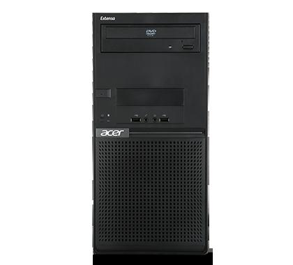Acer Extensa M2710 Pentium G4400 4GB/1TB HDD/DVDRW/klávesnice+myš/W10Pro s možností DG na Win7Pro