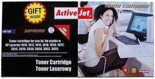 Toner ActiveJet AT-12N | Black | 2600 str. | HP Q2612A
