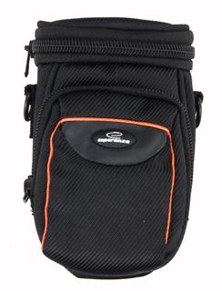 Esperanza ET144 Pouzdro pro kompaktní fotoaparát, černé
