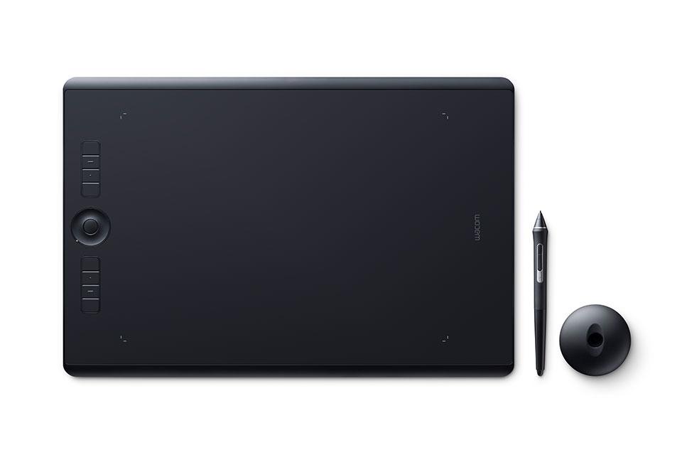 Wacom Intuos Pro L tablet