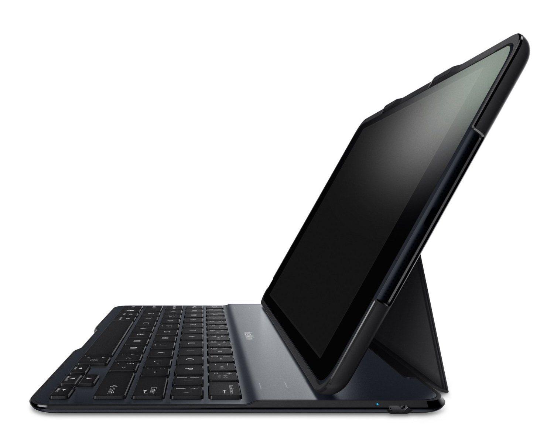 Belkin iPad Air Bluetooth klávesnice s pouzdrem, černá