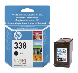 HP C8765EE Ink Cart No.338 pro DJ 5740,6540, 11ml, Black