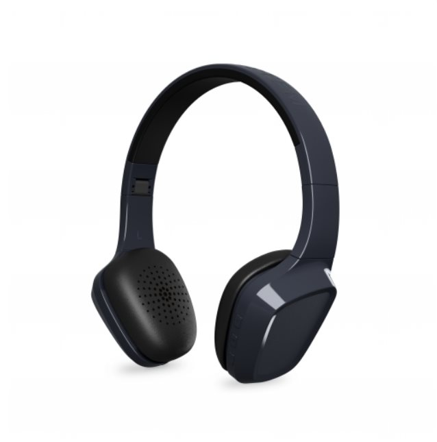 ENERGY Headphones 1 Bluetooth Graphite, stylová Bluetooth 3.0 sluchátka, 93 ±3 dB