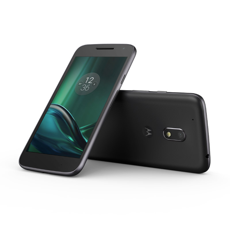 "Lenovo Moto G4 Play Dual SIM/5,0"" IPS/1280x720/Quad-Core/1,2GHz/2GB/16GB/8Mpx/LTE/Android 6.0/Black"