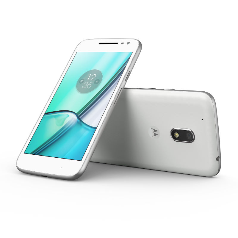 "Lenovo Moto G4 Play Dual SIM/5,0"" IPS/1280x720/Quad-Core/1,2GHz/2GB/16GB/8Mpx/LTE/Android 6.0/White"