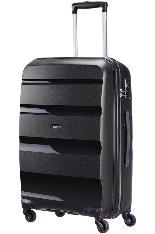Spinner American Tourister 85A09002 BonAir M 4wheels luggage, black