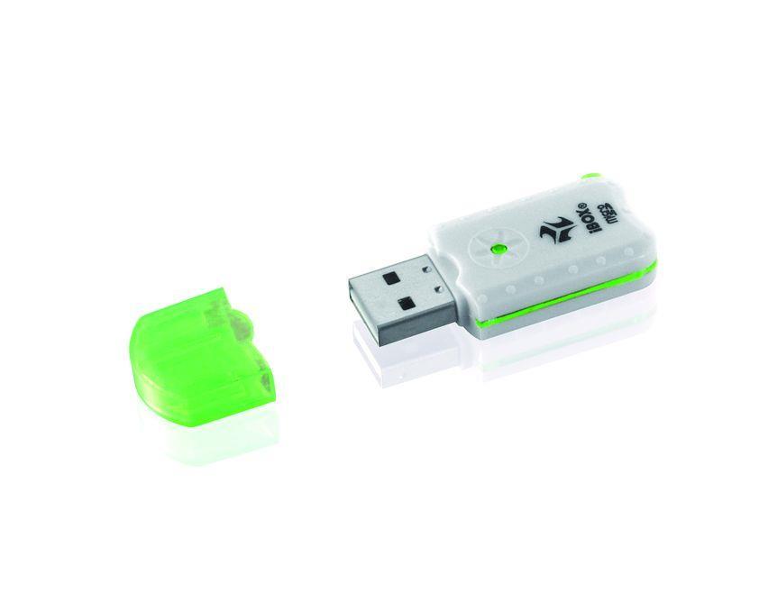 I-BOX R024 Čtečka karet USB, MicroSD