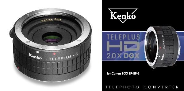 Kenko konvertor TELEPLUS HD DGX 2.0X pro Canon