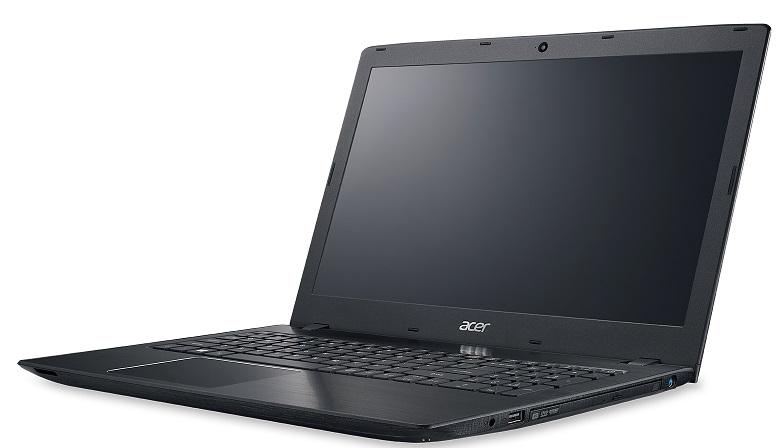 """Acer Aspire E15 (E5-575G-51EF) i5-7200U/8GB+N/128GB SSD M.2+1TB/DVDRW/15.6"""" FHD LED matný/GF 940MX/BT/W10 Home/Black"""