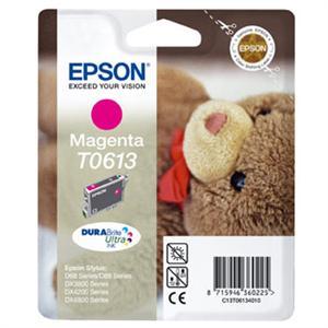 EPSON Ink magenta Stylus D68/D88/DX3850/DX4850 T0613 DURABrite