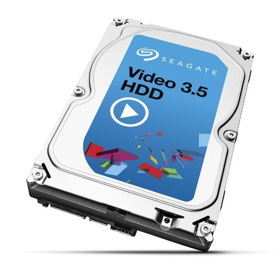 "Seagate Video HDD, 1TB, 3.5"", SATAIII, 64MB cache, 5.900RPM"