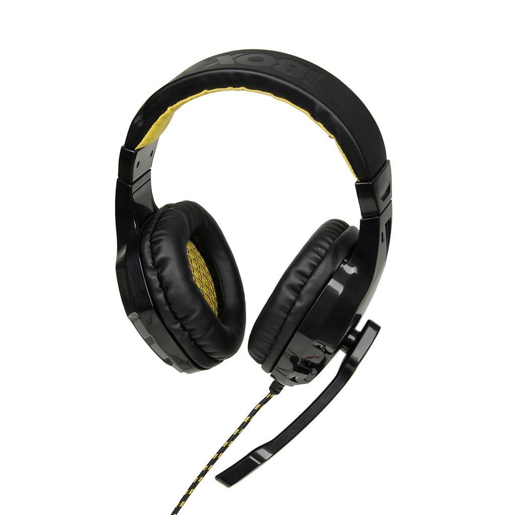 iBOX X5 herní sluchátka