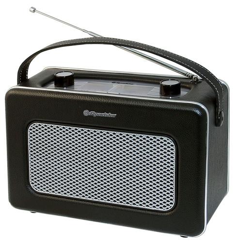 TRA-1958/BK Retro přen.RP,AM/FM,230V/bat