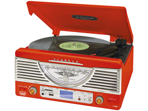 TT 1062/RED Retro mus. system MP3/SD/USB
