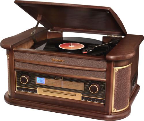HIF-1896TUMPK Retro věž,40W,radio,DO