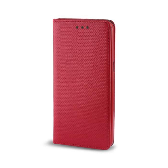 Smart Magnet pouzdro Samsung J3 2016 (J320) Red
