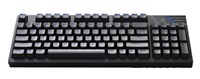 COOLERMASTER STORM klávesnice Quickfire TK-soft click, US verze, USB, black, Blue switches