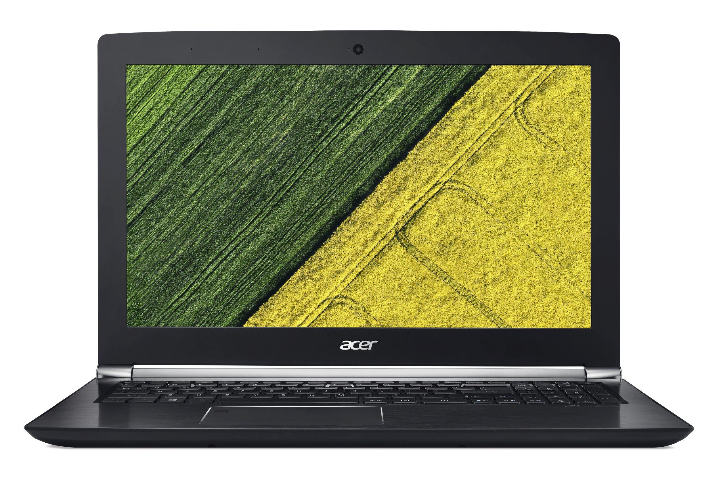 """Acer Aspire V15 Nitro (VN7-593G-771J) i7-7700HQ/8GB+8GB/256GB SSD+1TB/GTX 1060 6GB/15.6"""" FHD IPS matný/W10 Home/Black"""