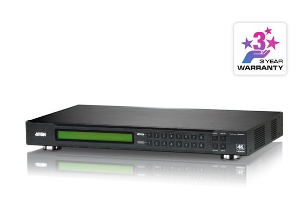 ATEN VM-0808HA Maticový HDMI přepínač ( 8-vstupů, 8 výstupů )