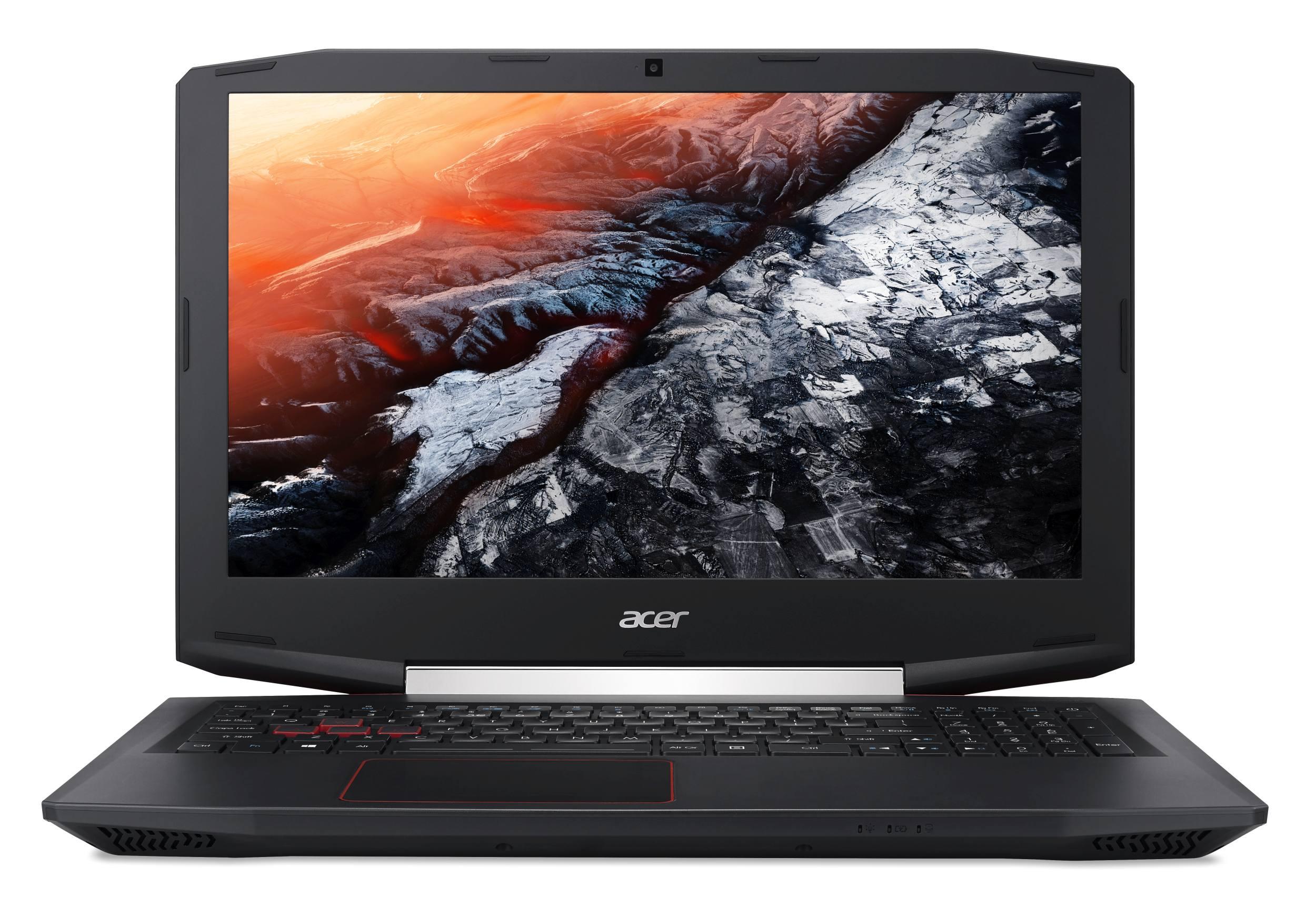 Acer Aspire VX15 15,6/i7-7700HQ/8G/1TB+128SSD/W10 černý