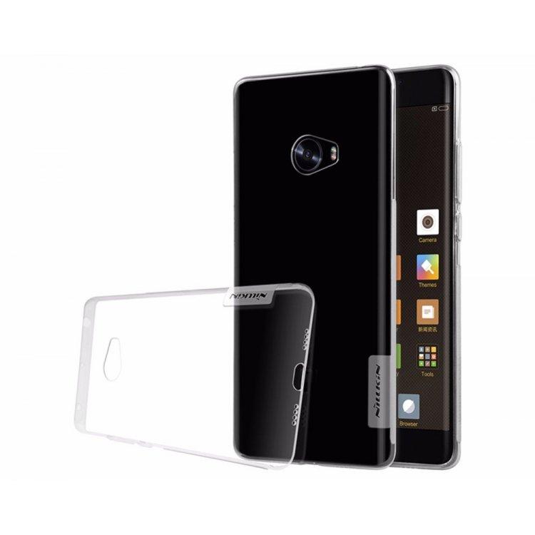 Nillkin Nature TPU Pouzdro Transparent pro Xiaomi Mi Note 2
