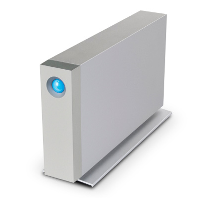 Ext. HDD LaCie d2 Thunderbolt3 USB-C 6TB ENT HDD
