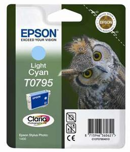 Ink Cartridge SP1400 light cyan (T0795)