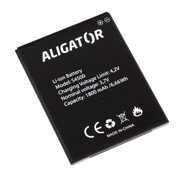 Aligator baterie S4500 DUO, Li-Ion 1800 mAh bulk