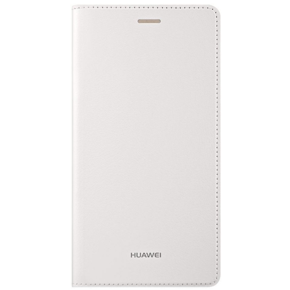Huawei ETUI, P9 Lite 2017 (Prague) Flip Cover, White