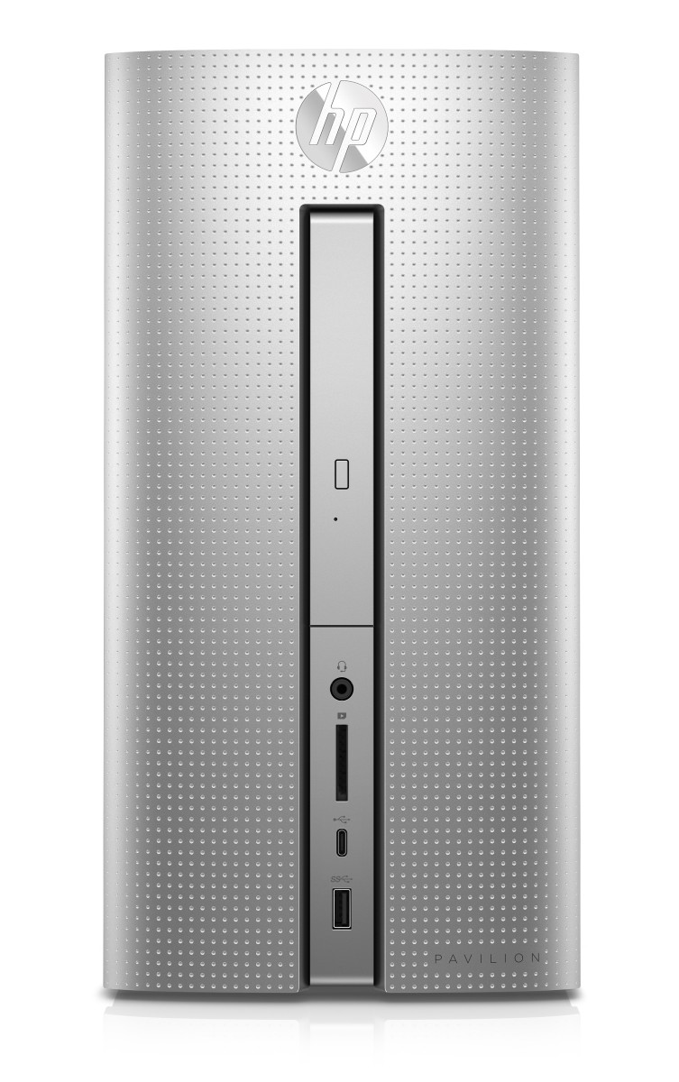 HP Pavilion 570-p021nc G4560/8GB/1TB/DVD/ATI/2RServis/W10