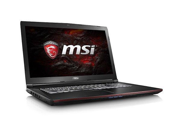 "MSI GP72 7QF-1009XCZ Leopard Pro/i5-7300HQ Kabylake/8GB/1TB HDD 7200/DVDRW/ GTX960M 2GB/17,3""FHD/bez OS"