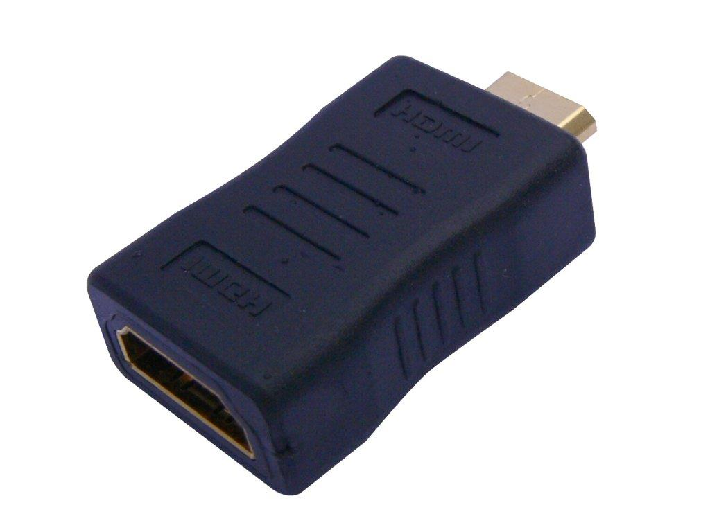 Sandberg adaptér Mini HDMI samec - HDMI samice