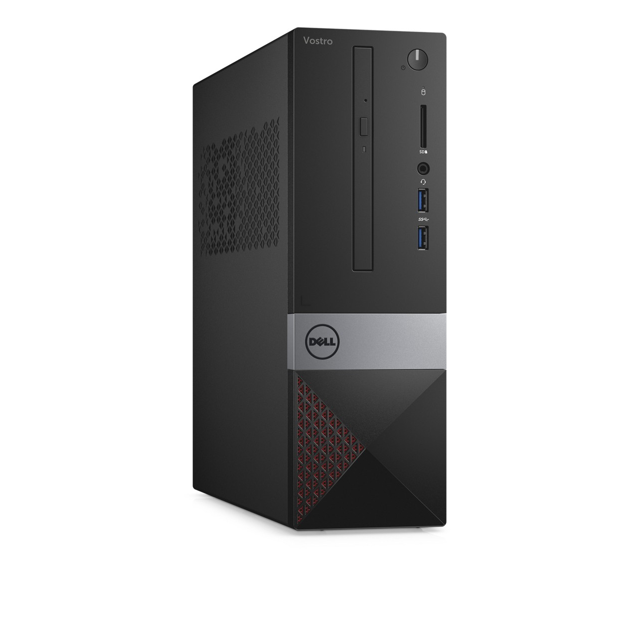 Dell PC Vostro 3268 SF i3-7100/4GB/500GB/VGA/HDMI/DVD-RW/WiFi+BT/W10P/3RNBD/Černý