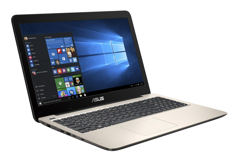"ASUS F556UQ-DM954T i7-7500U/8GB/1TB 5400 ot./DWD-RW/GeForce 940MX/15,6"" FHD matný/Win10/gold"