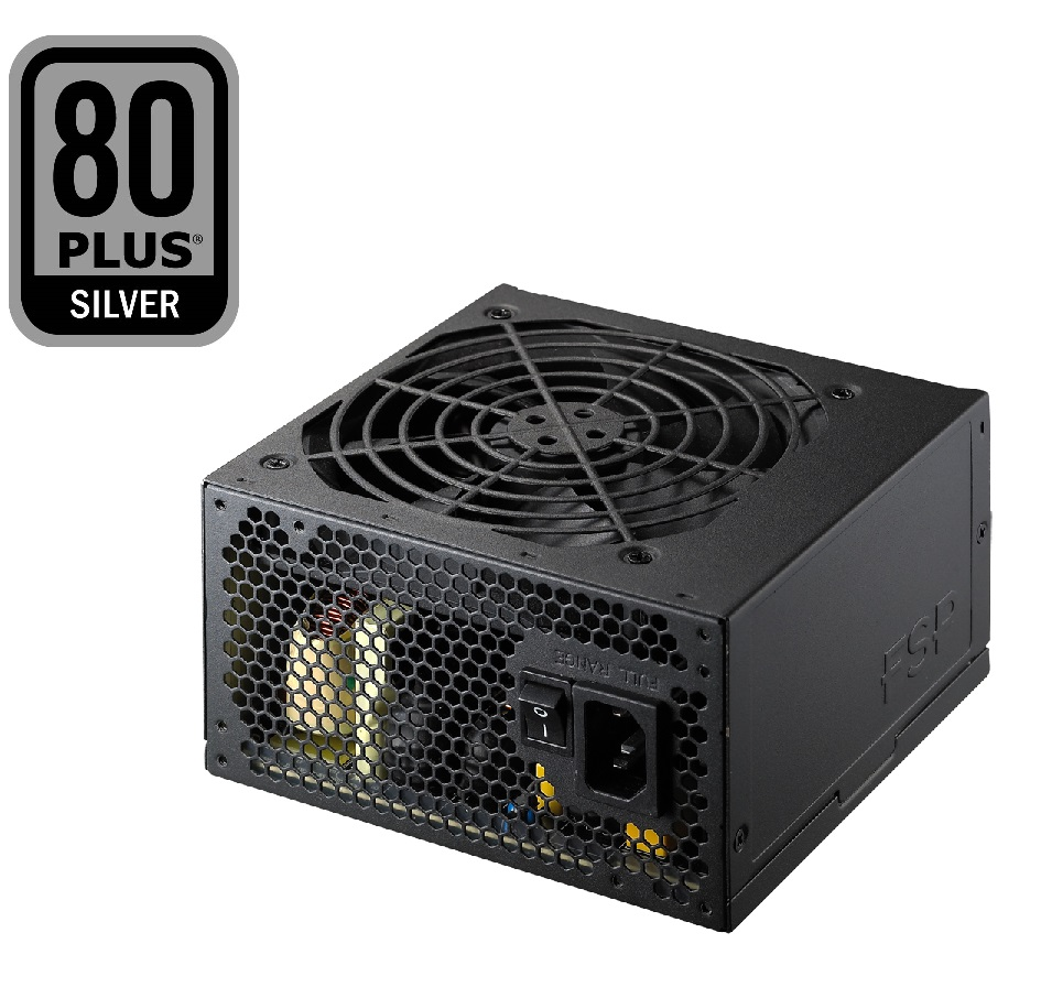 Fortron RAIDER II 650W 80PLUS SILVER
