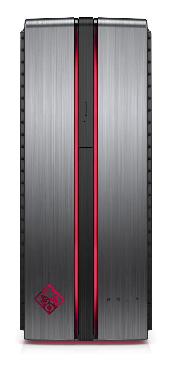 HP OMEN 870-277nc/Intel core i7-7700K/32GB/SSD 256GB+1TB 7200/DVD-RW/GTX 1070 8GB /Win 10