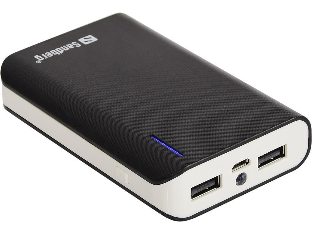 Sandberg PowerBank 7800 externí baterie