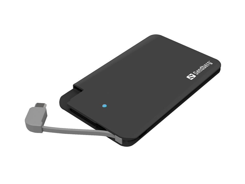Sandberg Excellence PowerBank MicroUSB externí baterie