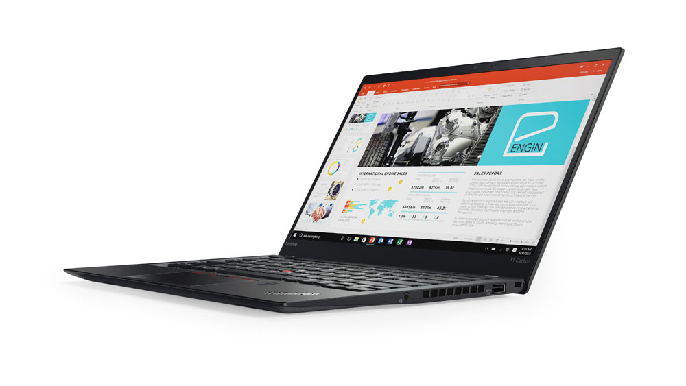 "Lenovo ThinkPad X1 Carbon 5th Gen i7-7600U/16GB/1TB SSD/HD Graphics 620/14""FHD IPS/4G/Win10PRO/Black"