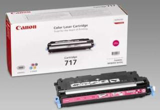 Toner Canon CRG717M (CRG-717M) magenta | i-SENSYS MF8450