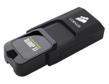 Corsair Flash Voyager Slider X1 USB 3.0 128GB (rychlost čtení až 130MB/s)