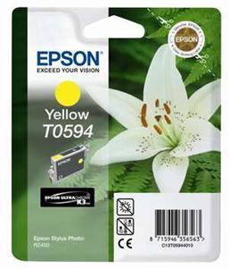 Inkoust Epson T0594 yellow | Stylus Photo R2400