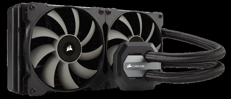 Corsair bezúdržbové vodní chlazení CPU Cooling Hydro Series H115i Extreme, 140mm