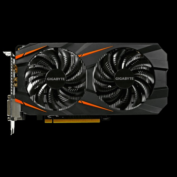 GIGABYTE NVIDIA GTX 1060 3GB GDDR5 WINDFORCE 3G